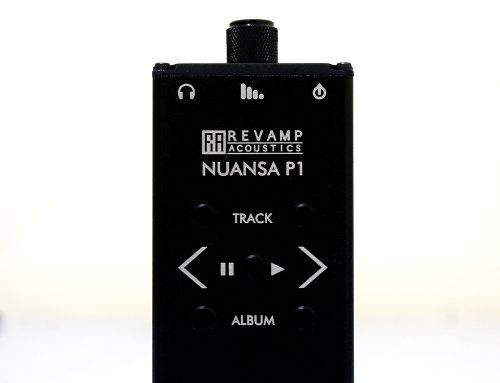 Nuansa P1 is back on stock !