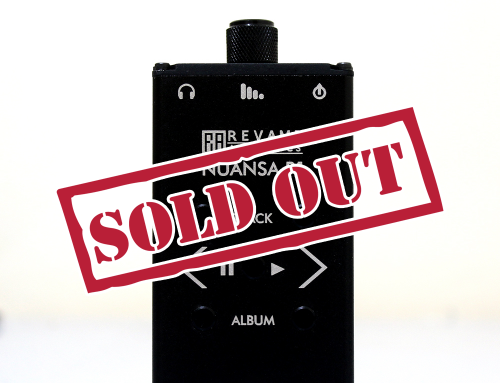 Thank you all, Nuansa P1 was sold out!